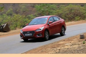 Hyundai Verna diesel-AT: real & claimed mileage compared