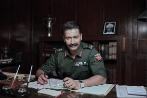 First look out: Vicky Kaushal to play Field Marshal Sam Manekshaw in Meghna Gulzar's next