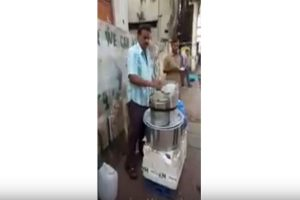 Watch | Mumbai idli vendor 'uses' toilet water to prepare food; FDA orders probe