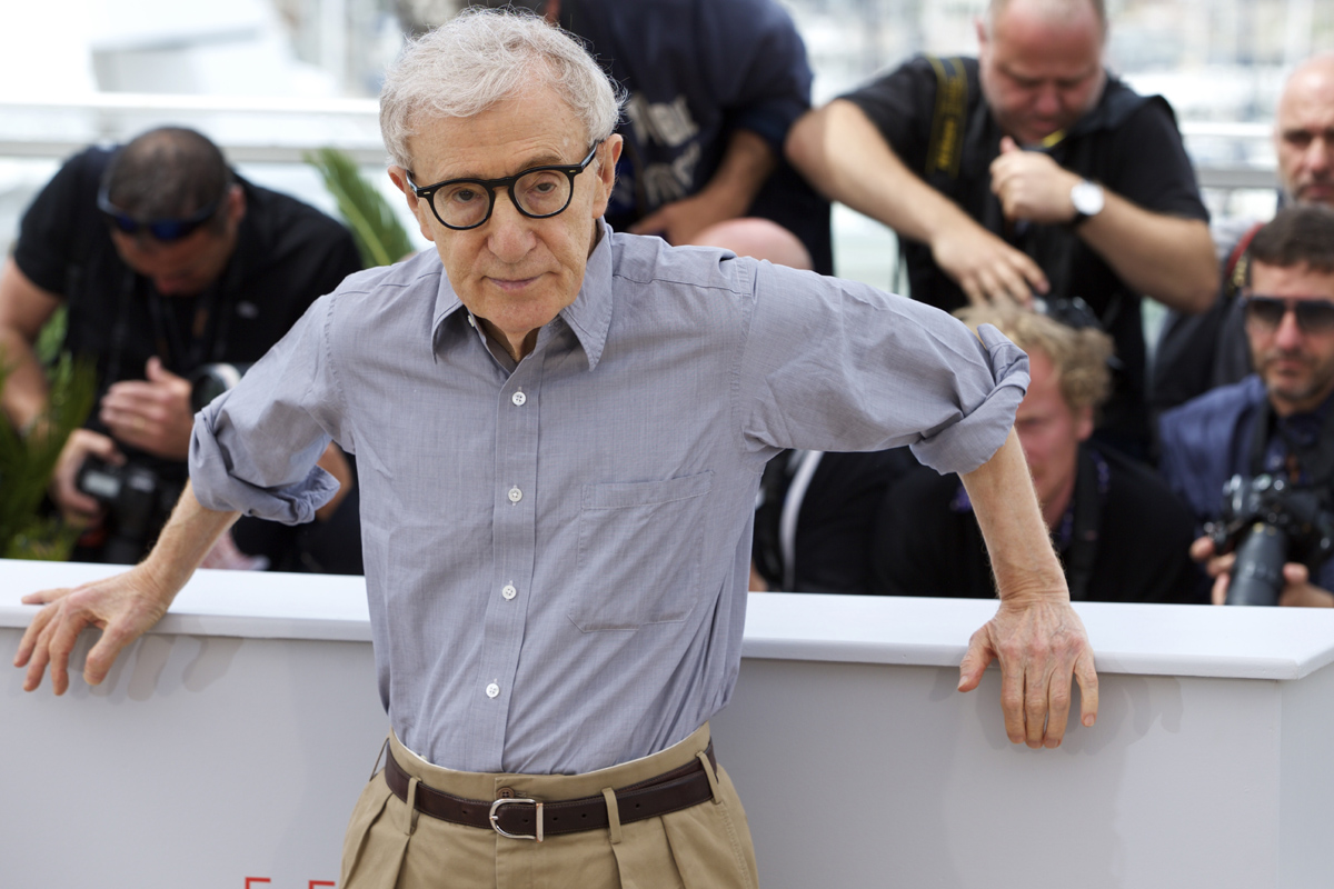 Director Woody Allen's new film to go on floors in July