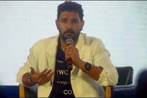 Yuvraj Singh enters Mukul Chadda's 'The Office'