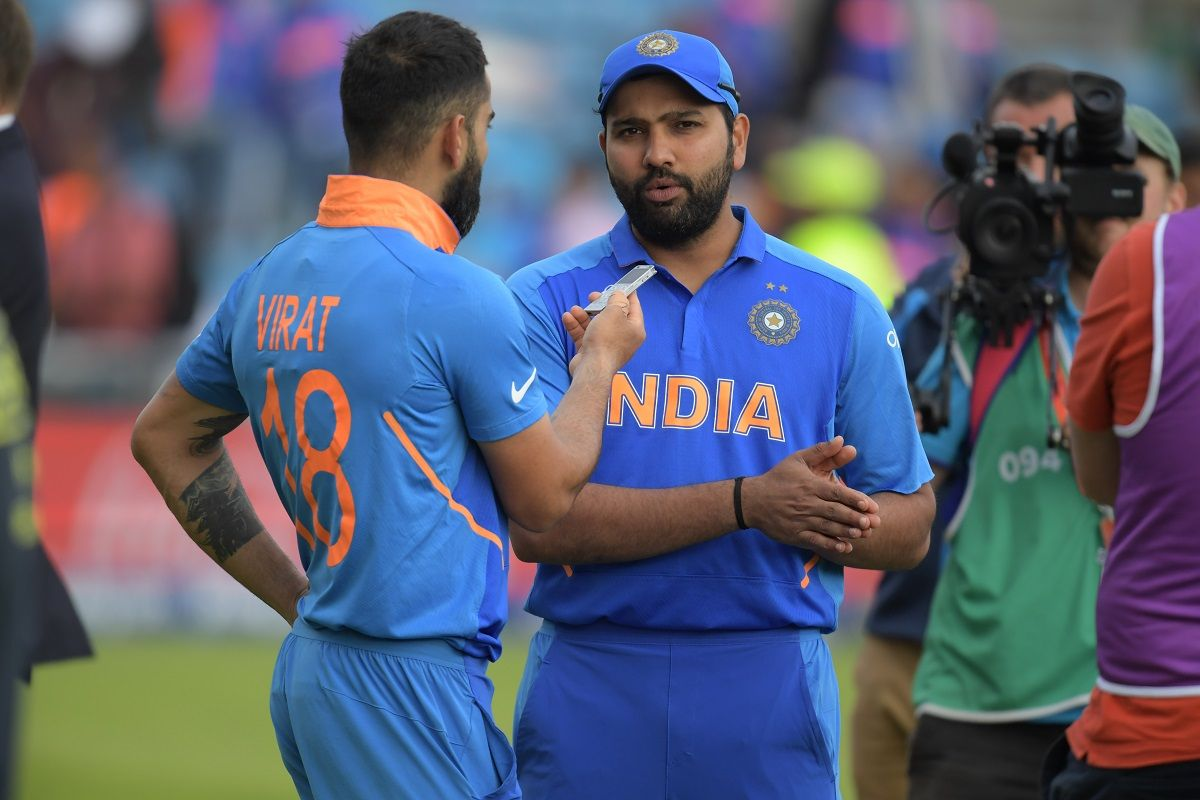 Virat Kohli, India, New Zealand, Kane Williamson, Cricket World Cup 2019