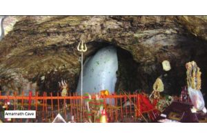 A hoary legend of the Amarnath Yatra