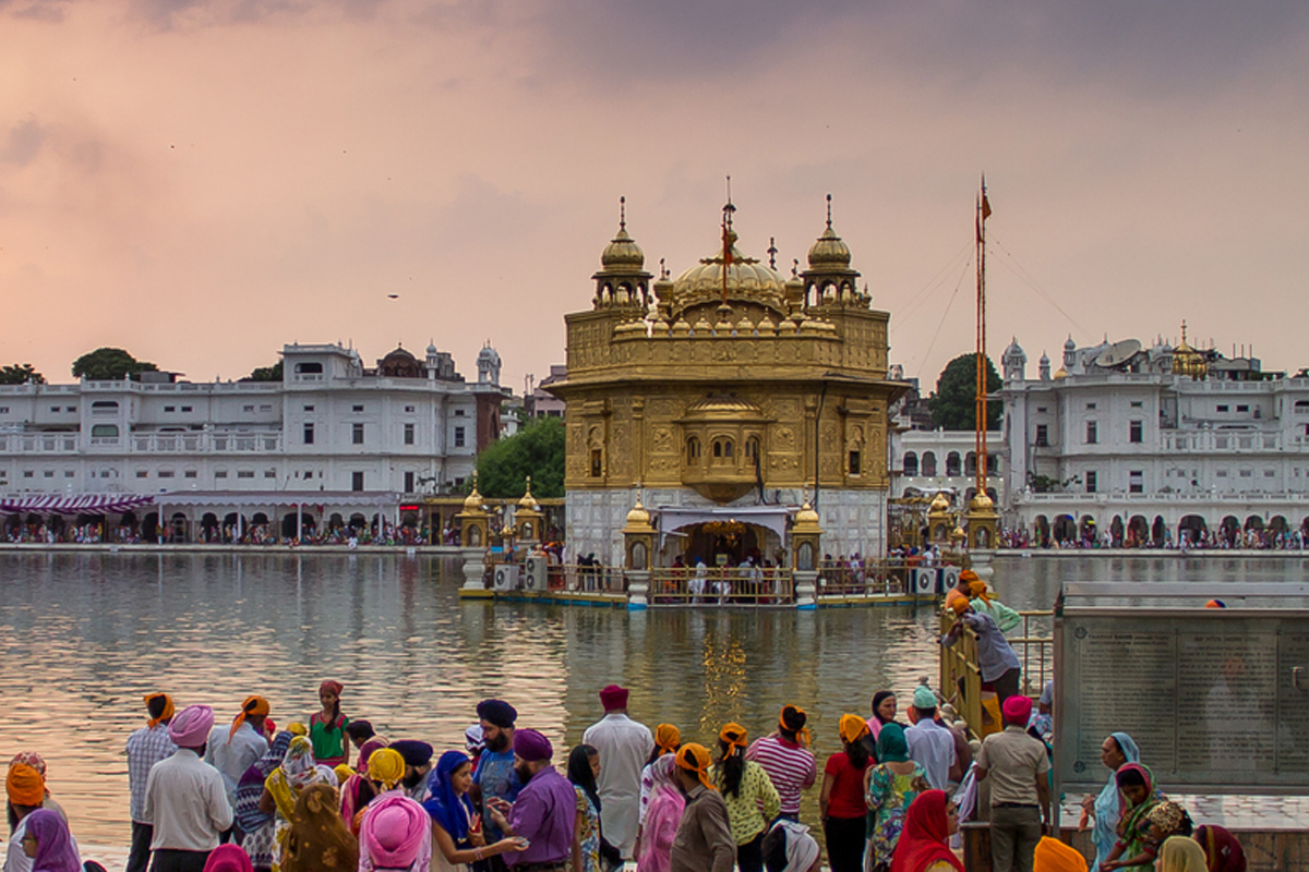 Amritsar: A Holy Tryst