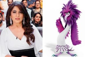 Archana Puran, Kiku join 'The Angry Birds' gang