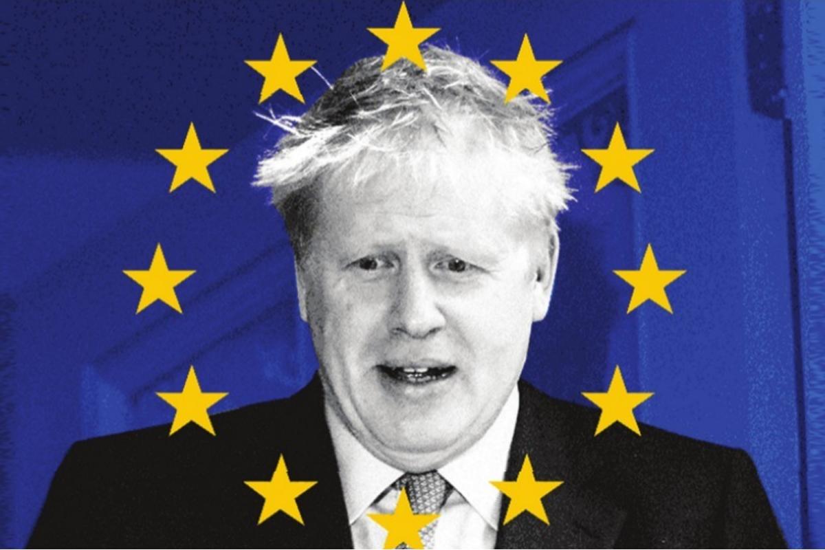 Brexit, Boris Johnson, Donald Trump, Therexit