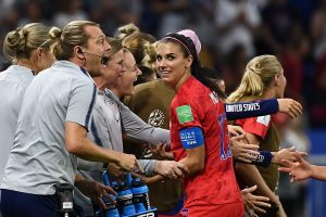 FIFA Women's World Cup 2019: USA into final as Houghton penalty miss costs England dear