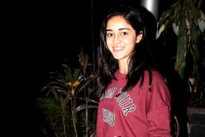 Ananya Panday announces new initiative against online bullying