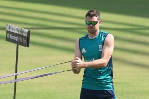 James Anderson returns as England announce Test squad for South Africa