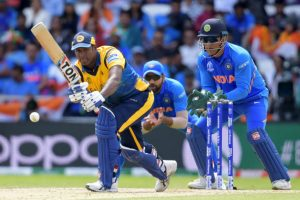 CWC 2019: Sri Lanka reeling at 102/4 after 25 overs