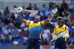 CWC 2019: Angelo Mathews' ton takes Sri Lanka to 264 runs in 50 overs