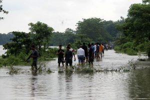 6 dead, over 8 lakh affected as flood maroons Assam; Brahmaputra above danger level