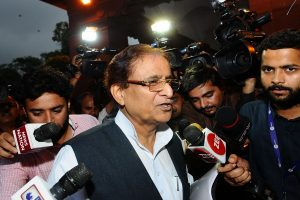 Azam Khan apologises for sexist remarks against BJP MP Rama Devi in Parliament