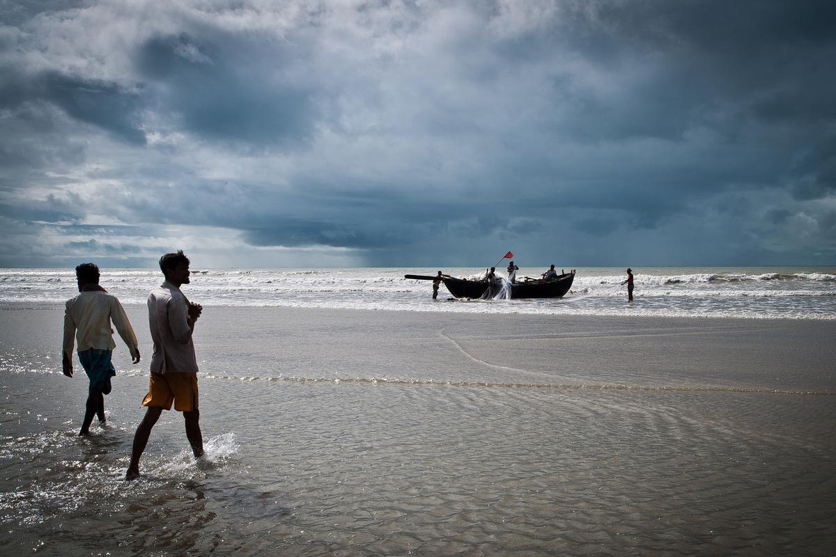 Indian Coast Guard, Bangladesh Coast Guard, Kolkata, Payra Port