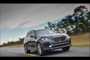 BMW launches X7 SUV in India