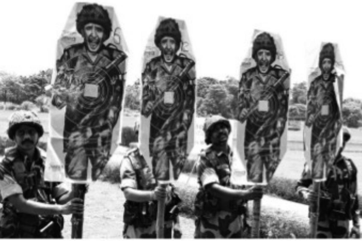 Border Security Force, Raninagar, weapons, Bangladesh, Border Guard of Bangladesh, Shubhendu Bharadwaj
