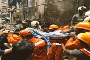 14 dead in Mumbai building collapse; death toll likely to rise, massive rescue ops on