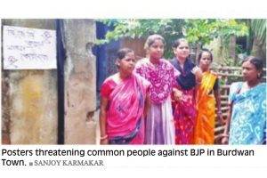 'If you join BJP, you will be beheaded'