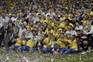 2019 Copa America: Brazil beat Peru 3-1 to clinch 9th title
