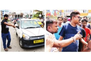30,000 online app cabs stay off roads