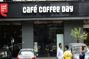 CCD outlets shut for today in memory of its founder VG Siddhartha; shares slump 20%