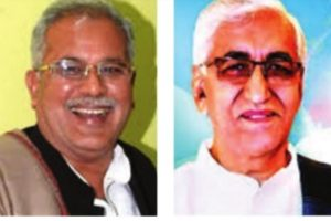 Chhattisgarh CM cementing foot in Deo's territory