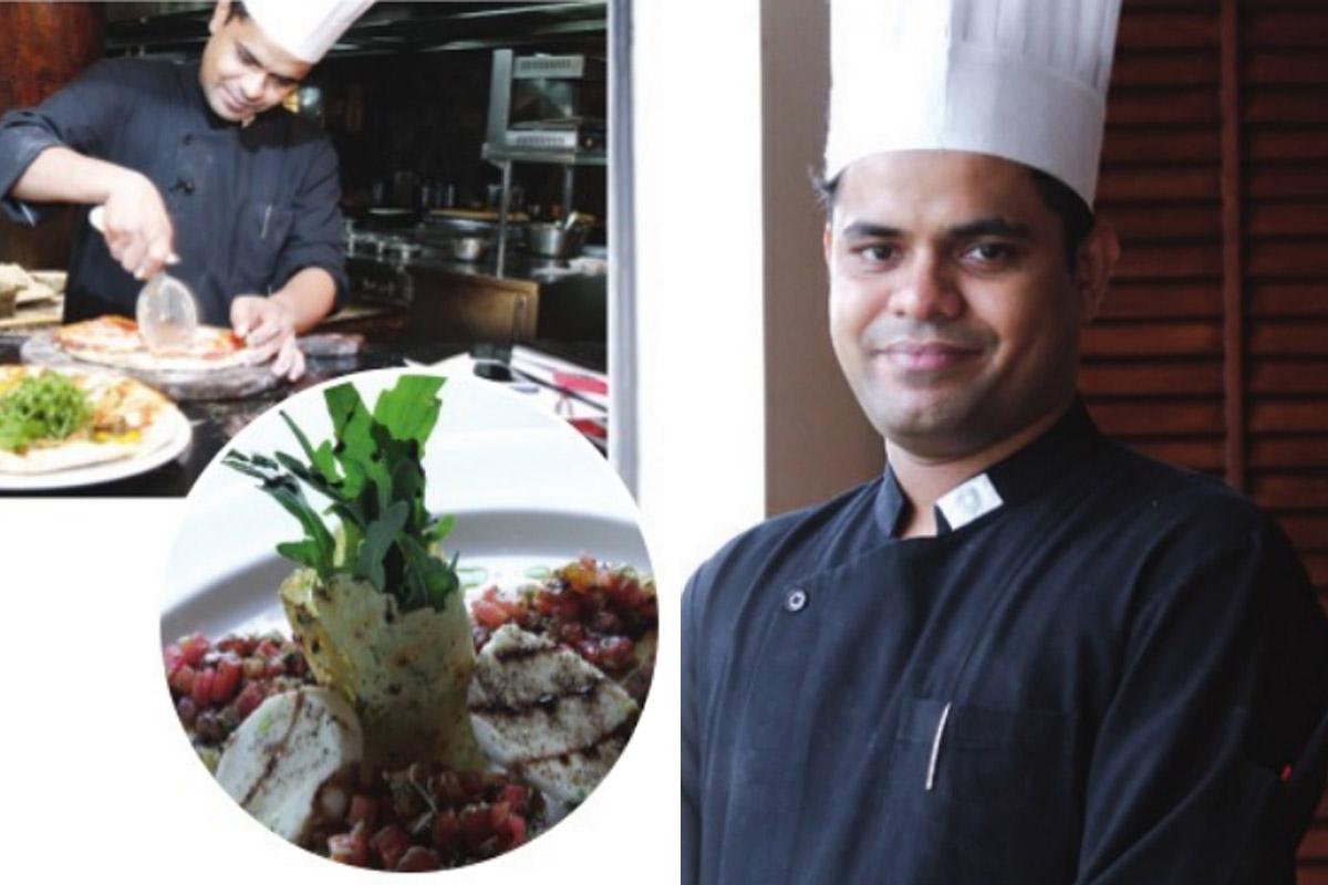 Cook with Chef, Hyatt Regency, Kolkata, main courses, desserts, Chef de Cuisine,