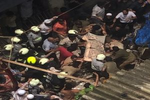 'Will take action': Maharashtra housing authority on Mumbai building collapse