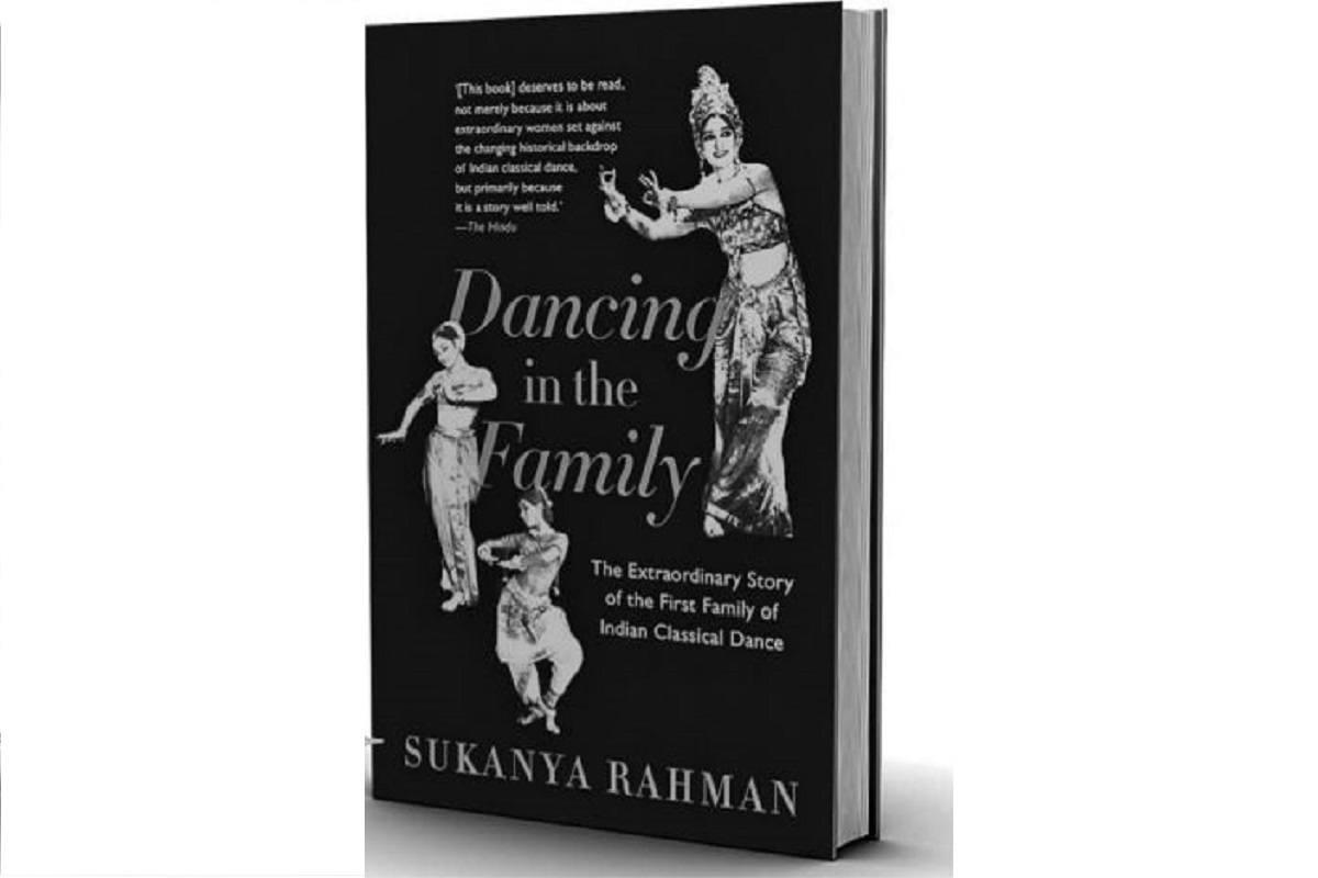Dance, Sukanya Rahman, Passion, Indomitable Spirit, Esther Luella Sherman, Ragini Devi, Harindranath Chattopadhayay, Abhinaya, Kapaliswara Temple, Kathakali, Bharatanatyam, Indrani Rahman