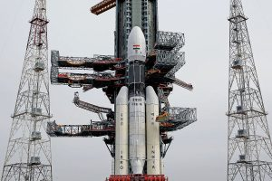 India's historic moon mission spacecraft Chandrayaan-2 successfully lifts off