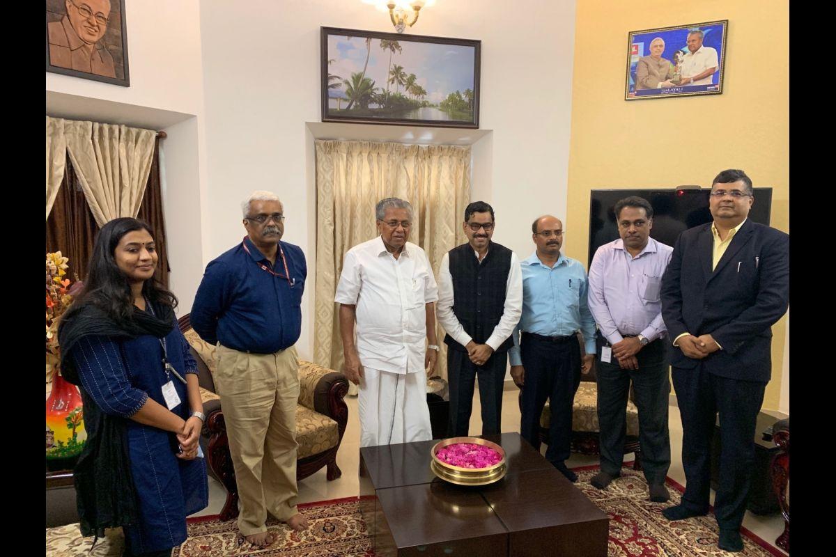 Kerala, Cisco, MoU, KSITM