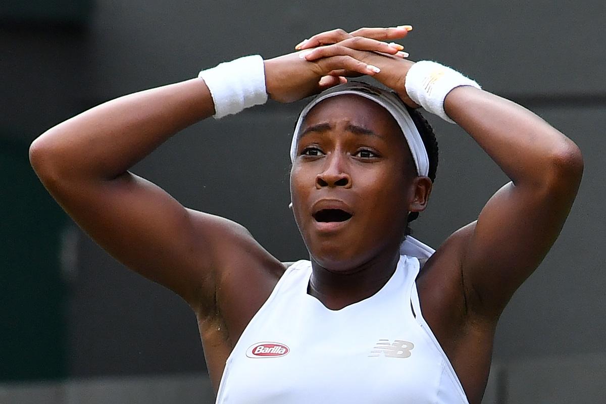 Venus Williams, Cori Gauff, Wimbledon, Tennis, Sports