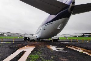 Mumbai airport's main runway shut, may take 48 hours to resume operations