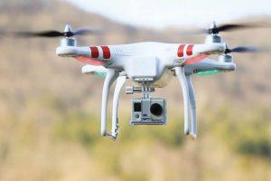 Drone camera at Rath Yatra in Srikhetra