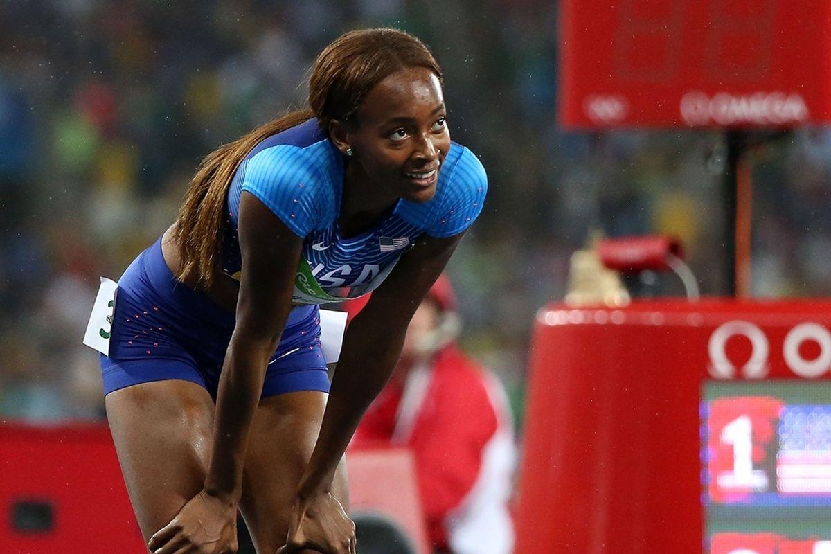 Dalilah Muhammad, 400m hurdles, US Championships,