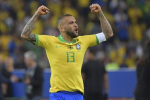 Copa America 2019: Dani Alves adjudged Player of the Tournament