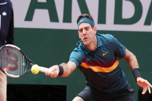 Del Potro starts rehab after knee surgery