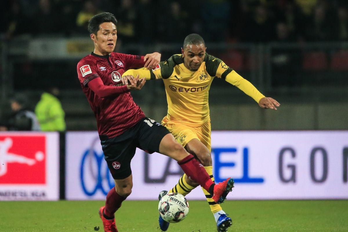 Abdou Diallo, Paris Saint-Germain, Borussia Dortmund,