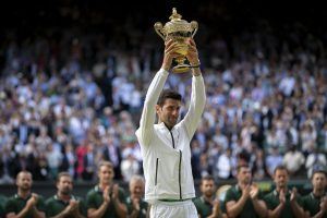 Grass tasted like never before: Djokovic post Wimbledon win
