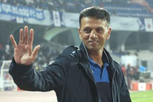 Dravid named head of NCA, to groom budding cricketers