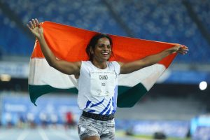 Sprinter Dutee Chand wants to join politics after athlete career