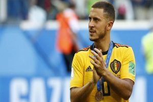 You need to win with Real Madrid and that's why I'm here: Eden Hazard