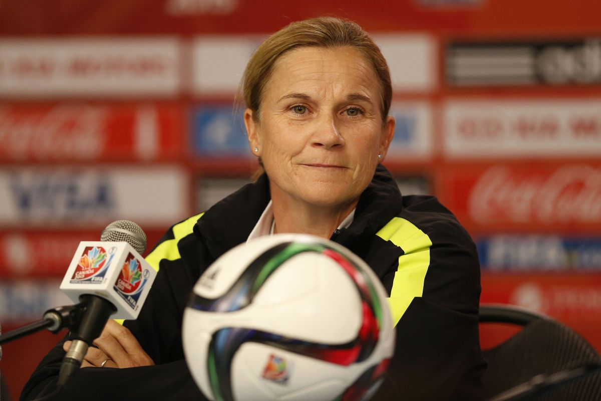 Jill Ellis, US, Canada, France, Women's World Cup, Football