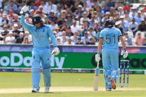 ICC Cricket World Cup: England dominate Kiwi bowling; 161/1 after 25 overs