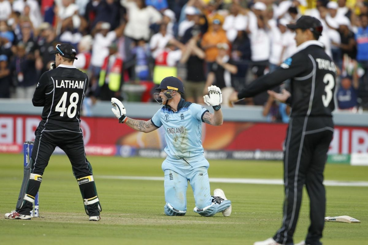 CWC 2019 final: Ashley Giles brushes off 'extra run' claim in England's win