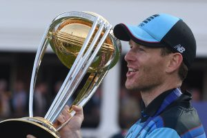 Eoin Morgan has climbed Everest by winning World Cup: Andrew Strauss