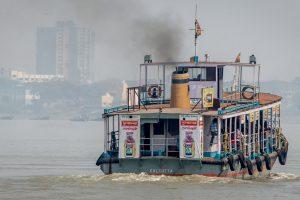 Ferry services halt over fare hike stir
