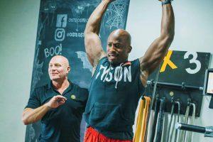 Dr John Jaquish's X3 Bar is transforming workout game for elite athletes