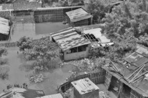 Mahananda in Malda threatens English Bazar areas