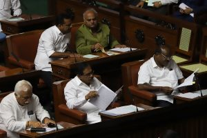 Karnataka crisis: Congress-JD(S) govt to face floor test on July 18 to prove majority